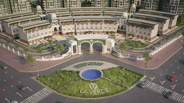 كمبوند لافيردي العاصمة الادارية