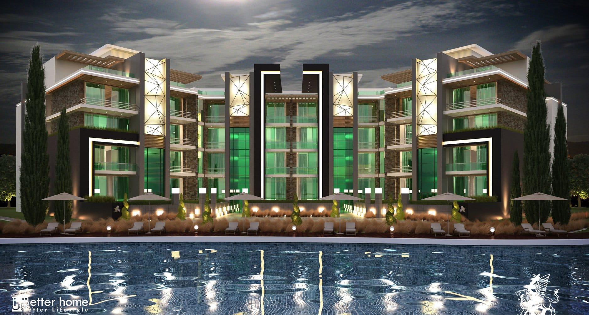 ميدتاون كوندو العاصمة الادارية الجديدة